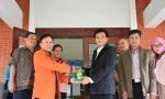 Kunjungan Universitas Lambung Mangkurat ke FMIPA UI