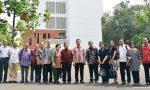 Kunjungan Prof. Ir. Rachmat Witoelar ke FMIPA UI