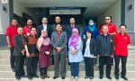 Kunjungan Delegasi Pimpinan FMIPA UI ke Universiti Kebangsaan Malaysia