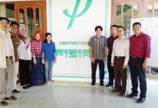 Seleksi Wawancara Program Sakura School on Radiation Measurement Bagi Mahasiswa Fisika FMIPA UI