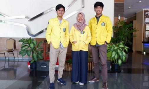 FMIPA UI Geography PKM-PE Team won PIMNAS 31 Gold medal