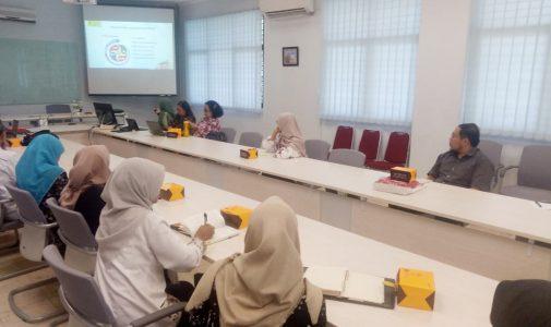 Jelang Visitasi AUN-QA Sejumlah Tenaga Kependidikan FMIPA UI Ikuti Sosialisasi