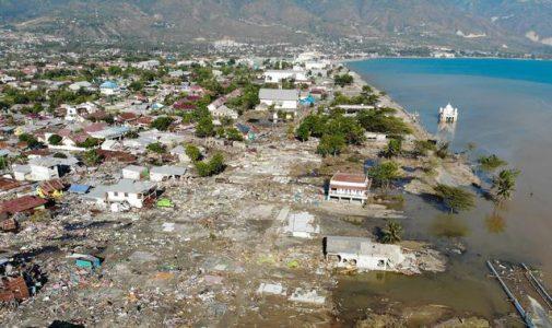 Ahli Geologi FMIPA UI : Longsor di Dasar Teluk Palu Koro Diduga Picu Tsunami