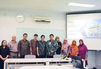 Visitation of Biology S1 Study Program Accreditation