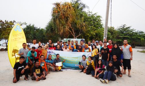 Center For Marine Studies FMIPA UI Joined to Dugong Conservation Training
