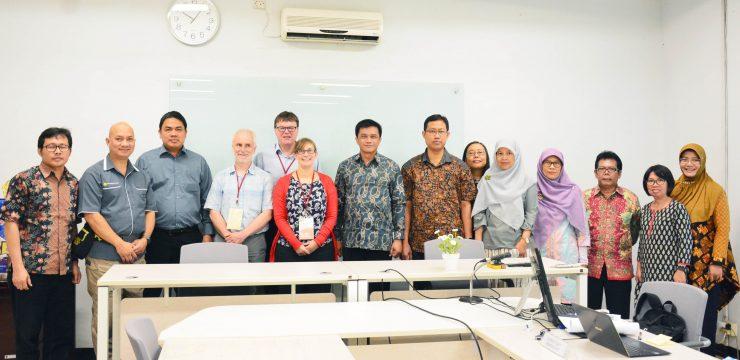 Internasionalisasi Prodi Sarjana Kimia FMIPA UI Melalui Akreditasi Royal Society of Chemistry