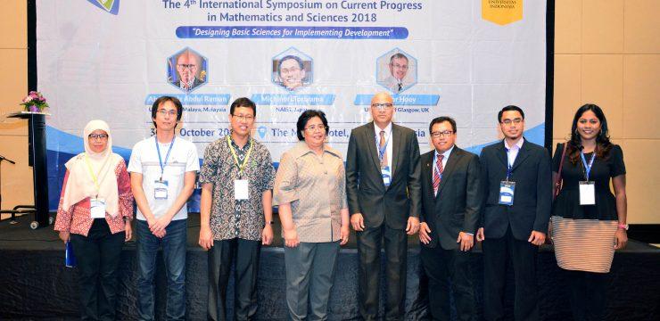 FMIPA UI Kembali Gelar Simposium Internasional Bidang Matematika dan Sains