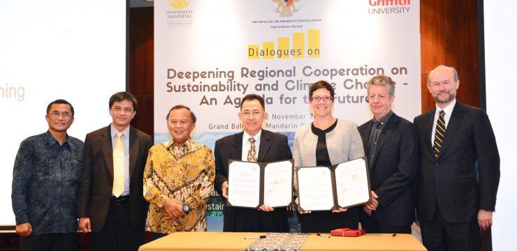 UI-Griffith University Berkolaborasi Dalam Pembangunan Berkelanjutan dan Perubahan Iklim