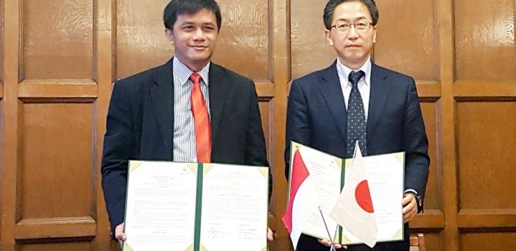 FMIPA UI – Hokkaido University Resmi Selenggarakan Program Double Degree S3 Ilmu Material