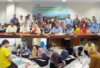 Center For Marine Studies FMIPA UI Joined to Blue Carbon Measurement Training