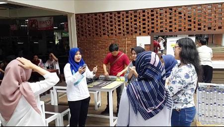 BEM FMIPA UI Menjadi Bagian dari Pejuang Lingkungan di UI Campus Tumbler Day
