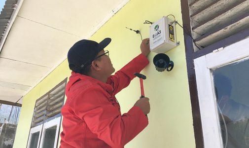 Geosains FMIPA UI Siap Tambah dan Kembangkan Alat Deteksi Dini Gempa