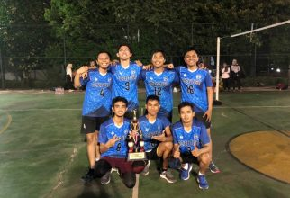 FMIPA Juara Volley Competition UI 2018