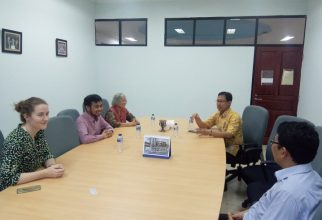 FMIPA UI – University of Oxford Discusses Joint Research Project