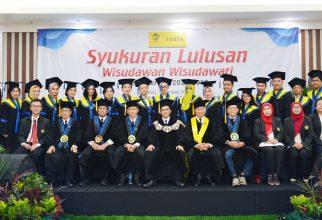 FMIPA UI Luluskan 297 Wisudawan Semester Gasal Tahun Ajaran 2018/2019