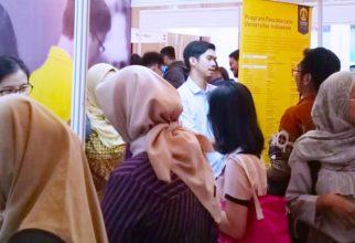 FMIPA UI Berpartisipasi Dalam Indonesia Scholarship Festival