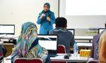 Pelatihan Tata Kelola Naskah Dinas FMIPA UI