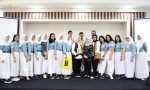 Kunjungan SMAN 71 Jakarta