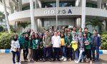Perluas Wawasan Terkait Gempa, Cuaca, dan Iklim 53 Mahasiswa Prodi Geofisika FMIPA UI Sambangi BMKG