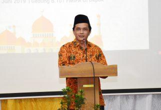 FMIPA UI Gelar Halal Bihalal, Dekan : Tantangan di Depan Mata, Mari Semangat Tingkatkan Kinerja