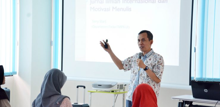 Workshop & Coaching Clinic Penulisan Artikel Publikasi Internasional