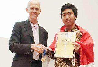 Mahasiswa FMIPA UI Sabet Emas Kejuaraan Matematika Internasional
