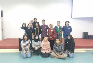BEM FMIPA UI Beri Pelatihan Bagi mahasiswa Yang Tergabung dalam Teras Pengajar