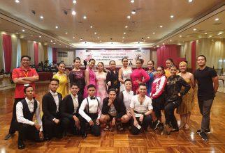 Mahasiswa Kimia FMIPA UI Juara I Lomba Dansa Internasional