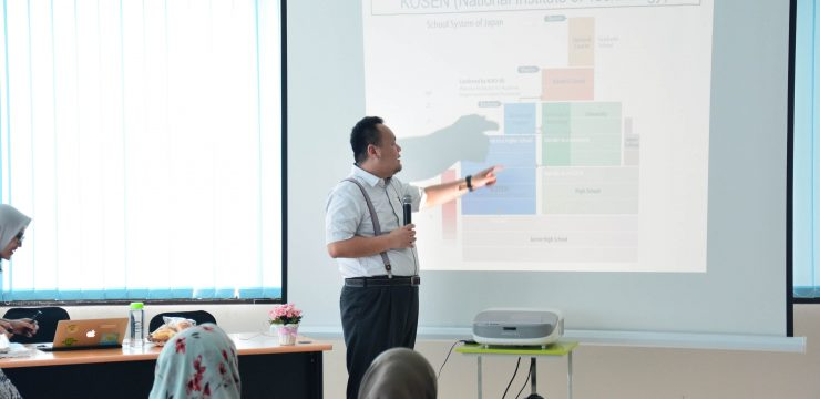 Public Lecture Assoc. Prof. Davin Setiamarga
