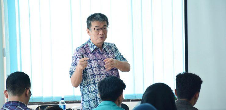 Guest Lecture – Prof. Dr. Hiroaki Funahashi – Okayama University
