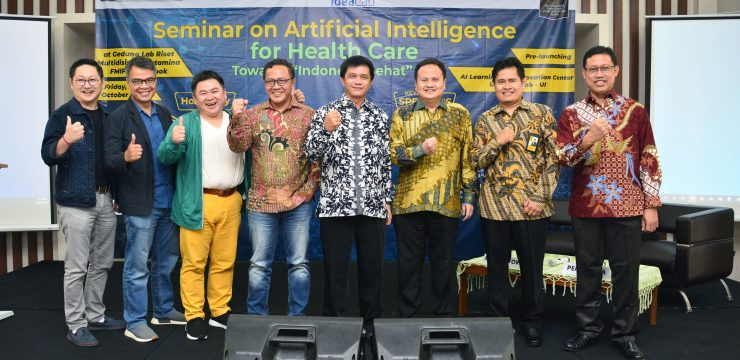 "Seminar on Artificial Intelligence for Health Care: Towards ""Indonesia Sehat"" 4.0"