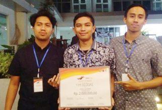 Tiga Mahasiswa FMIPA UI Raih Prestasi Ajang Lomba Ilmu Kebumian