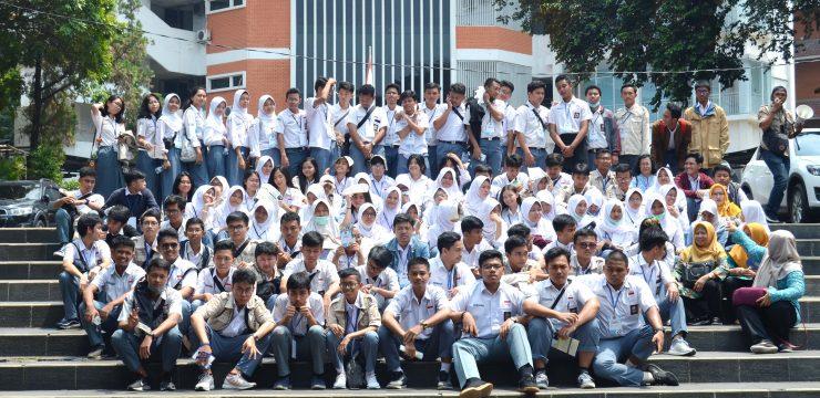 Kunjungan SMAN 2 Tangerang