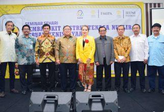 ILUNI FMIPA UI Dorong Pemerintah Wujudkan PLTN di Indonesia