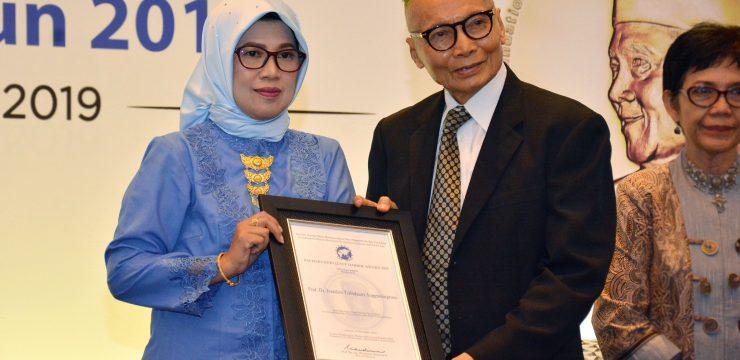Penganugerahan Habibie Award XXI