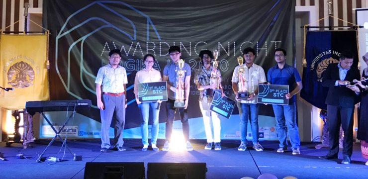 Mahasiswa FMIPA UI Sukses Borong Gelar Juara Ajang LOGIKA UI 2020