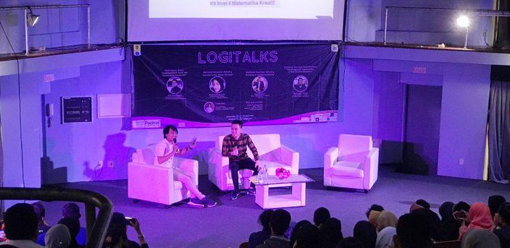 Jadi Pembicara di LogiTalks, Billy Kurniawan: Kontribusi Matematika bagi Bangsa dan Negara Itu Jelas Ada