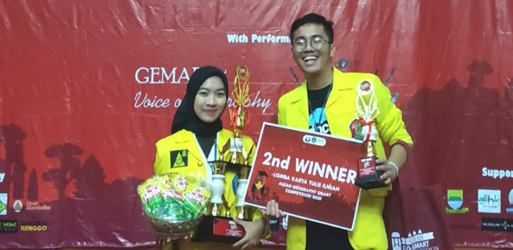 Mahasiswa FMIPA UI Jadi Finalis Dalam Ajang ASEAN GEO-SMART Competition 2020