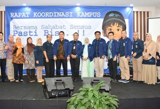 FMIPA UI Supports West Java BPS to Succeed 2020 Population Census through Census Friends