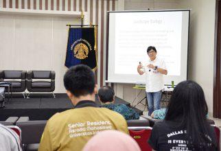 General Lecture by Prof. Ryota Nagasawa