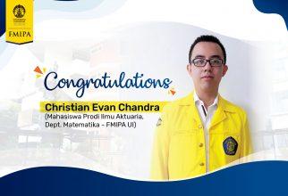 FMIPA UI Students Win International Scholarships through Electric Car Insurance Product Design
