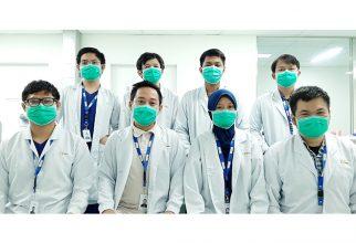Mahasiswa dan Alumni FMIPA UI Jadi Relawan Analisis Laboratorium di RS UI