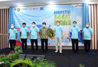 Lebih dari 12 ribu Mahasiswa Ikuti Kompetisi Sobat Bumi Pertamina – FMIPA UI 2020