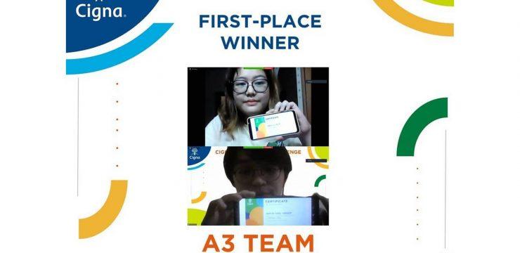 Gagas Asisten Digital Bagi Pengguna Asuransi, Mahasiswa FMIPA UI Raih Juara 1 Cigna Innovation Competition