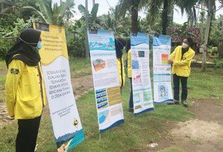 Akademisi FMIPA UI Gelar Edukasi Mitigasi Bencana Tsunami kepada Warga di Lebak, Banten