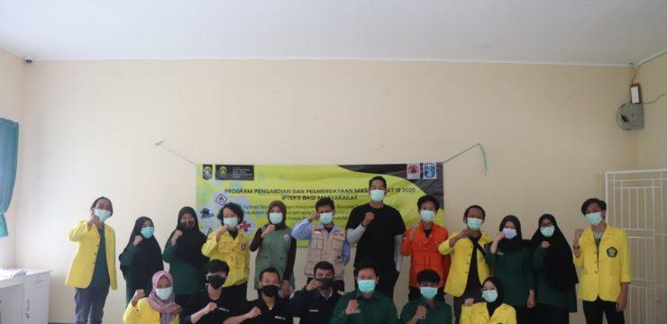 FMIPA UI-BPBD Bandung Barat Siap Bentuk Kader Muda Tangguh Bencana Berbasis IT