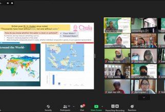 Tingkatkan Reputasi Akademik dan Implementasi Kurikulum Merdeka Belajar Kampus Merdeka, FMIPA UI Gelar Virtual Short Course