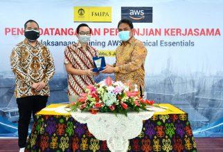 FMIPA UI – AWS Indonesia Jalin Kerjasama Untuk Tingkatkan Daya Saing Sivitas Akademika FMIPA UI